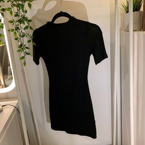 Naked wardrobe sweet T dress